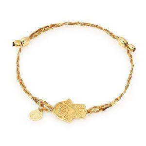 Hand of Fatima Precious Threads Bracelet | A & A